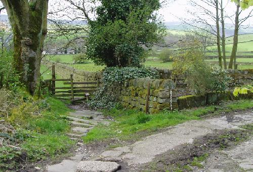 The path from Mankinholes
